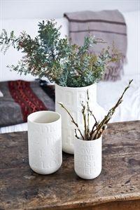 De smukke Love Song vaser fra Kähler.