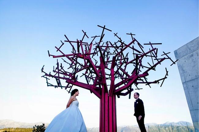 Top 20 Garden & Outdoor Wedding Venues in Cape Town | Confetti Daydreams - #Waterkloof #Wine #Estate wedding venue with unique scenery ♥ #Garden #Outdoor #Wedding #Venues #Cape #Town