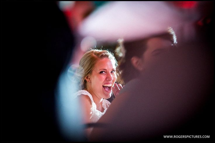 I love Natalie's reaction to the wedding speeches in the Orangery at Kensington Palace -