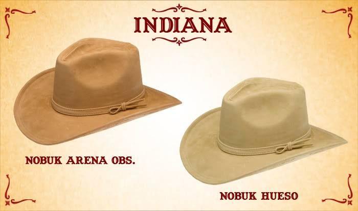 #Sombreros modelo indiana, arena y hueso