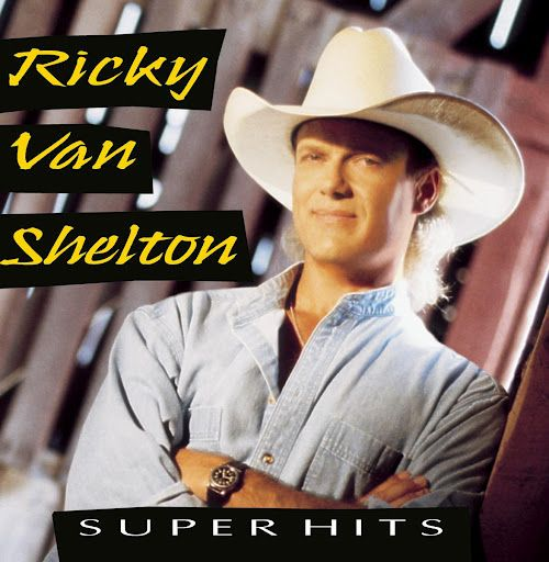 Ricky Van Shelton - Somebody Lied - YouTube