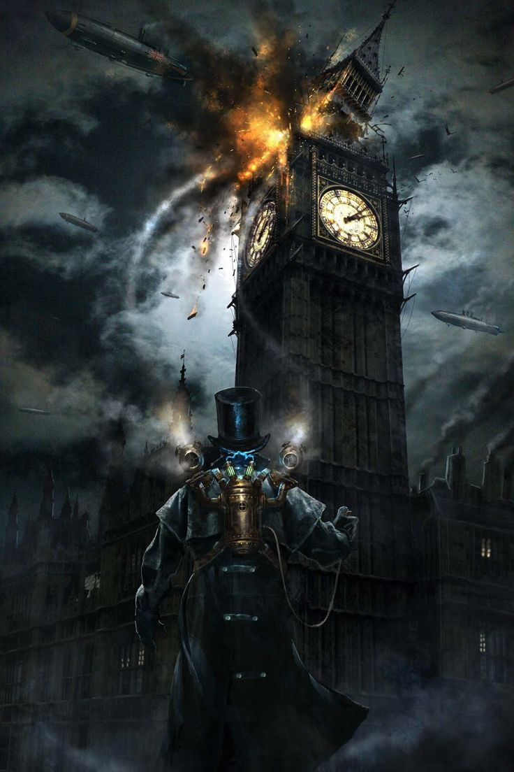 steampunk action wallpapers - photo #19