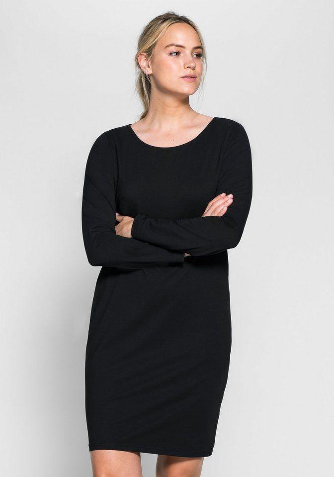 #Sheego #Damen #sheego #Casual #BASIC #Kleid #schwarz Produkttyp , Kleid, |Material , 95% Baumwolle, 5% Elasthan, |Passform , Figurbetont, |Ausschnitt , Rundhalsausschnitt, |Ärmel , Langarm, |Stil , Zeitloses Basic, |Gesamtlänge , Größenangepasste Länge von ca. 96 bis 102 cm, | <br /> Produkttyp , Kleid, |Material , 95% Baumwolle, 5% Elasthan, |Passform , Figurbetont, |Ausschnitt , Rundhalsausschnitt, |Ärmel , Langarm, |Stil , Zeitloses Basic, |Gesamtlänge , Größenangepasste Länge von ca…