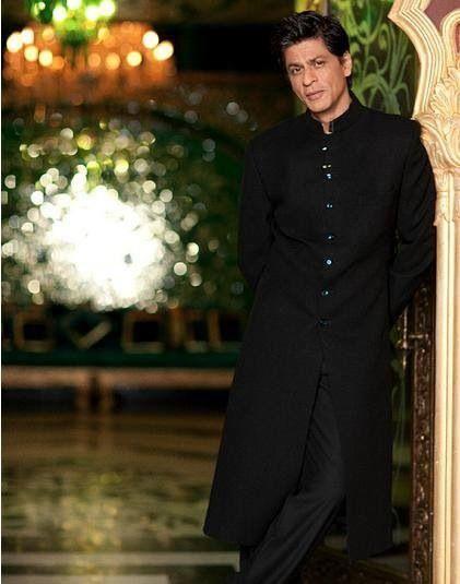 SRK NAILED THE SHERWANI LOOK