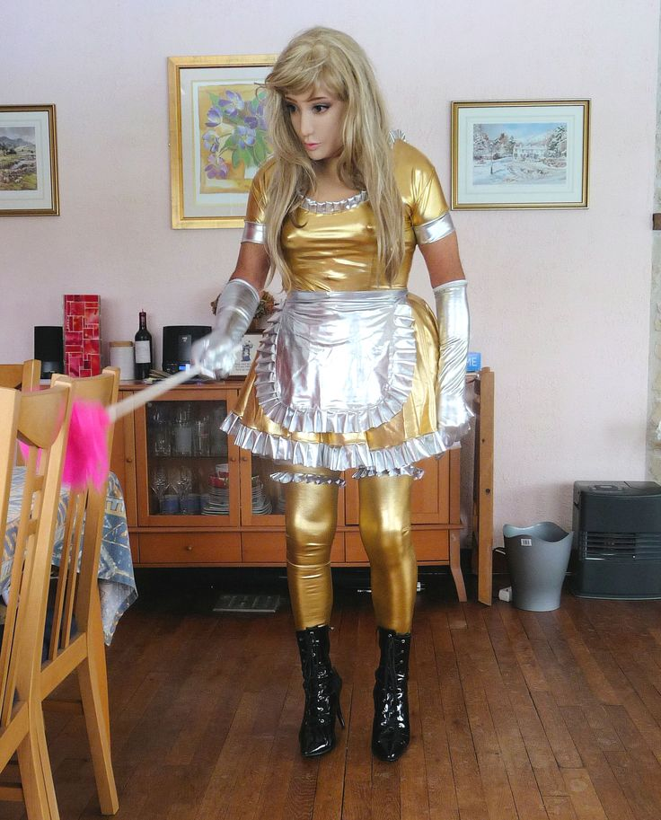 Goldilocks masked maid