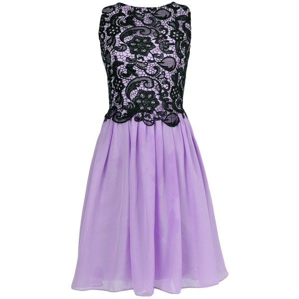 1000  ideas about Purple Formal Dresses on Pinterest  Pretty ...