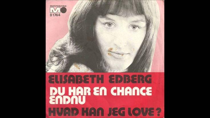 Elisabeth Edberg — Du Har En Chance Endnu