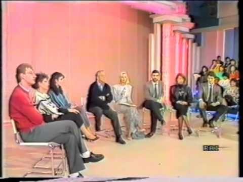"""Intervento di Gustavo Rol a """"Domenica In"""" (1987)"""