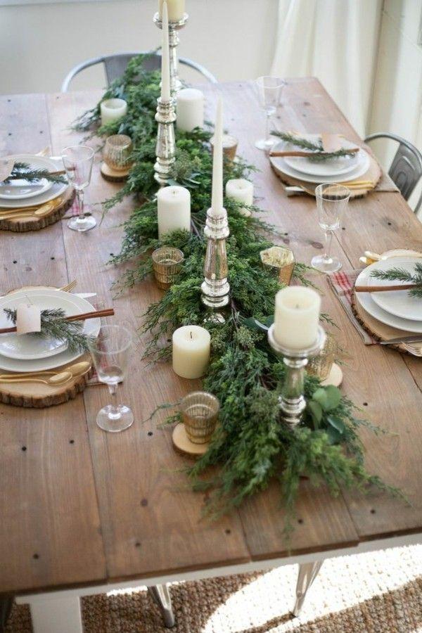DIY Dekoration als Schmuck für Weihnachten