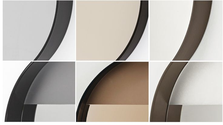 New three reflection tones Horizon #mirrors