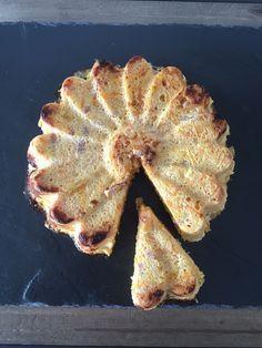 Imprimer cette recette Les quiches sans pâte sont assez régulièrement sur ma table car c'est simple à réaliser, pratique car elles se…