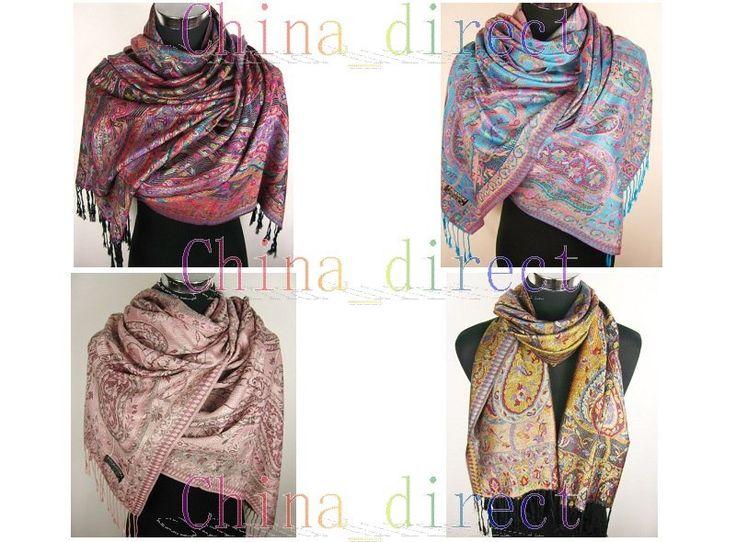 New fashiong all season fit Scarf Shawl  ponchos wrap Ladies Womens shawl Scarves 12PCS/LOT