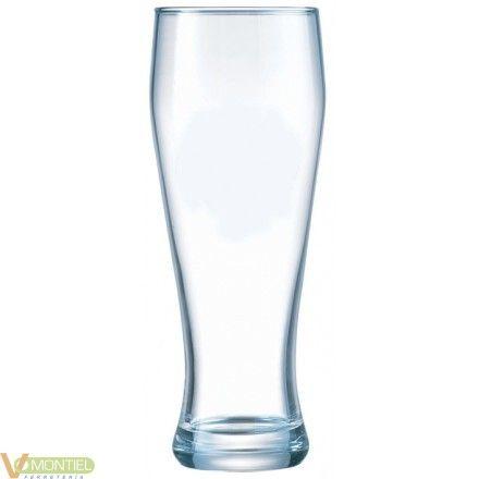 Vaso Cerveza #menaje #cristaleria #hojar