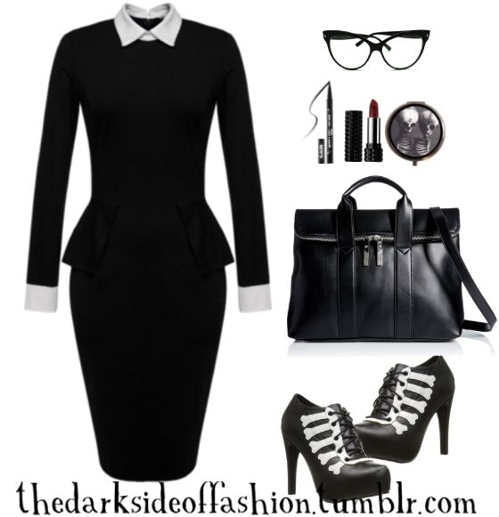 an outfit for the office~rq