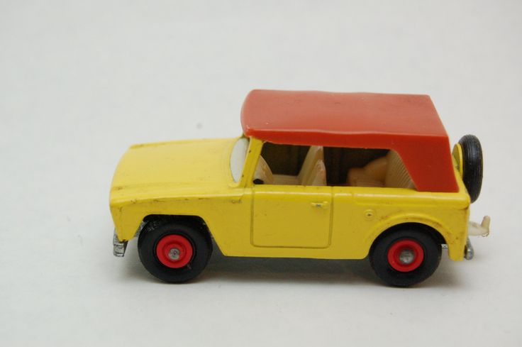Matchbox Lesney #18 Field Car International Scout Truck Great Stocking Stuffer Gift For Dad by RememberWhenToys on Etsy