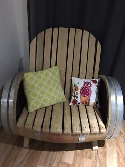Wine barrel furniture | Outdoor Dining Furniture | Gumtree Australia Port Augusta City - Port Augusta | 1117666845