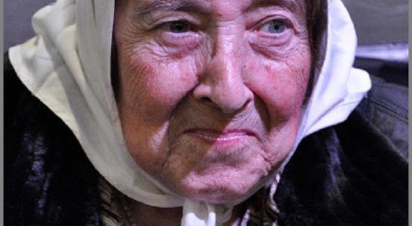Until her death, she didn't find her daughter and her grandson, who were taken by the military dictatorship in Argentina.
