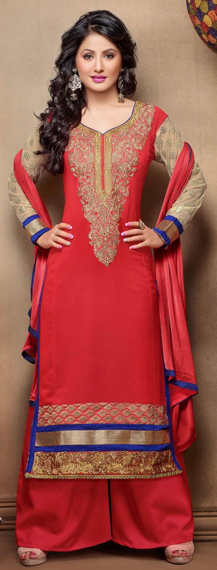 Heenaya dresses Can be stitched As PLAZZO And PAJAMI bottom.