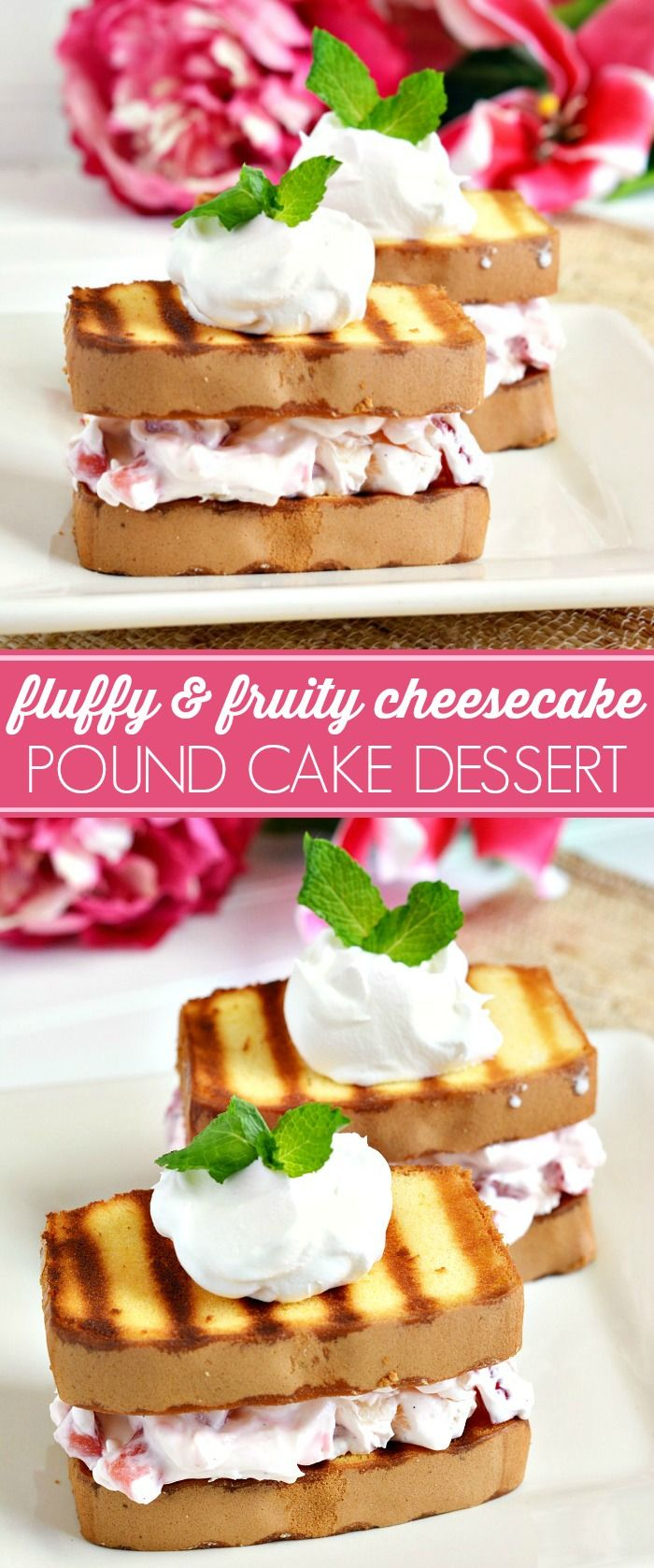 Easy dessert recipes on the grilled