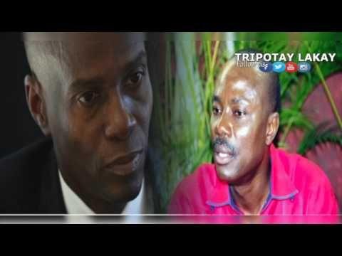 Haiti News - Senate Moise Jean Charles setifye ke se pwazon ki touye Prezidan Rene Preval e lap tann kisa Prezidan Jovenel Moise ap di.