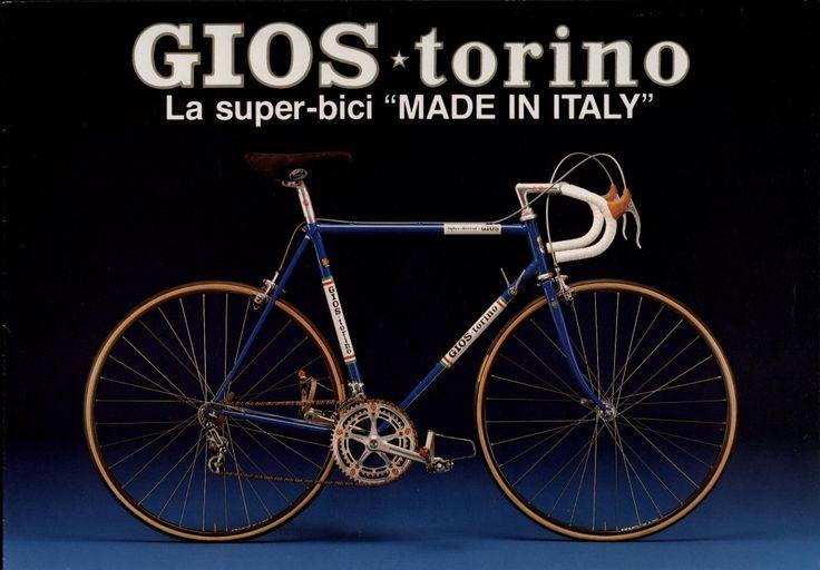1979 Gios Torino Super Record -->