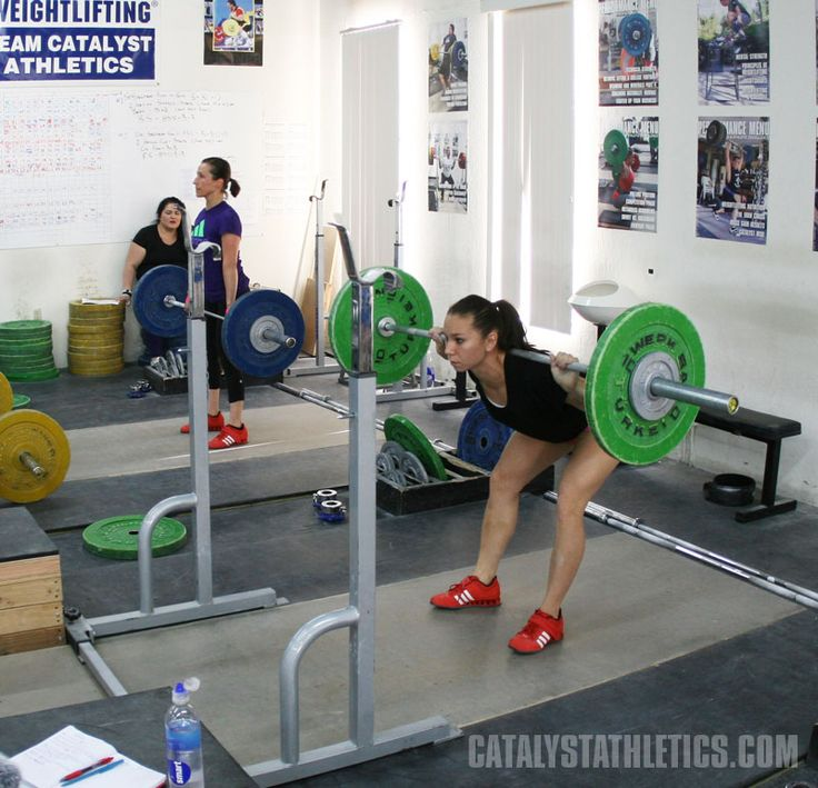 Greg Everett's approach to ab and back work for Olympic weightlifting