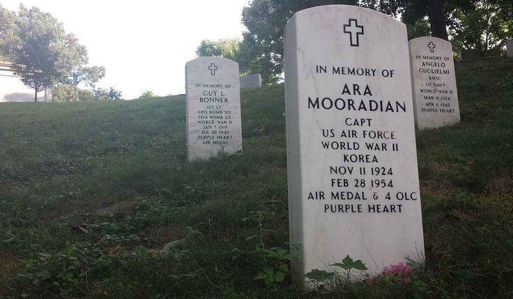 The first time I visited Arlington National Cemetery in Washington, D.C., was when my Uncle Ara Mooradian, MIA in the Korean War, received a memorial service in 2004 with full military honors – horse-drawn caisson, soldiers on horses, 21-gun salute, Missing Man Formation, the whole deal. Nothing short of impressive and very moving.