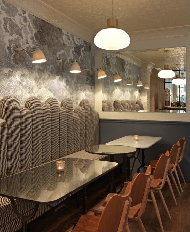 Modern Magic - Hotel Paradis - Paris | Peachey Design