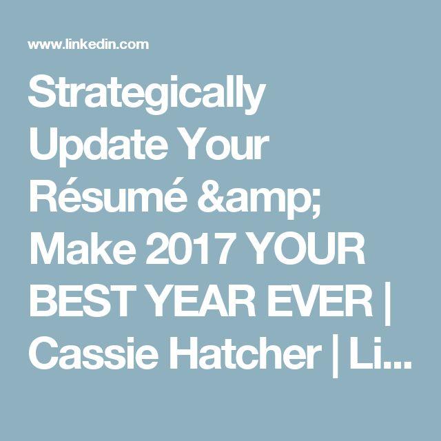 62 best Social Media images on Pinterest Social media, Job - how to update your resume