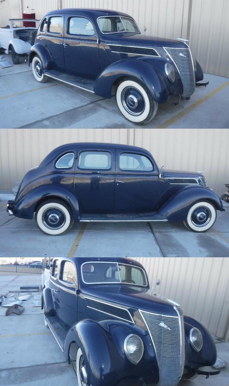1937 Ford 4 Door Sedan Barn Find In 2020 Barn Finds For Sale Barn Finds Sedan