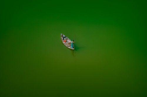 Fisherman by M Ponir Hossain
