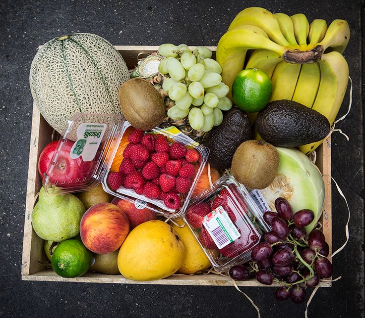 A selection of our delicious seasonal fresh fruit | The Happy Apple