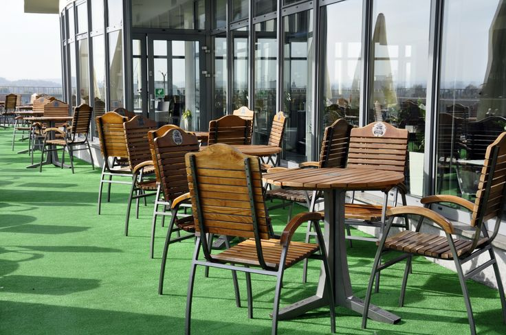 That's how our terrace looks when the weather is perfect:)