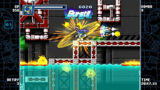 Mighty Gunvolt Burst De Mambo dated for Japan   Mighty Gunvolt Burst  - Switch and 3DS release on June 15th  De Mambo  - June 29th  No word on the North American or European release dates for these titles. When that info comes in we'll be sure to share.  from GoNintendo Video Games