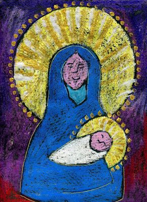 31 Crafts for Mary