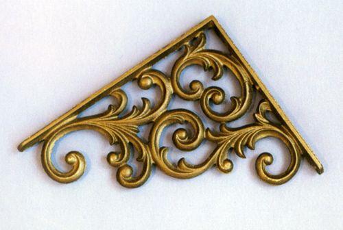 decorative shelf brackets