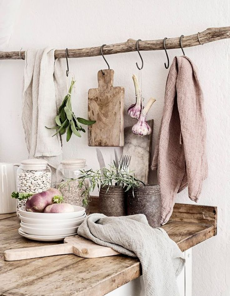 Branche arbre décoration : 15 idées pour transformer une branche d'arbre en un objet déco – Elle Décoration