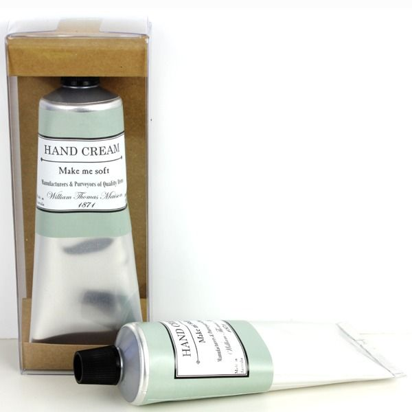 Plain & Simple Oil Paint Hand Cream | Free from parabens, PEGS and sulphates | Krinkle Gift Ideas