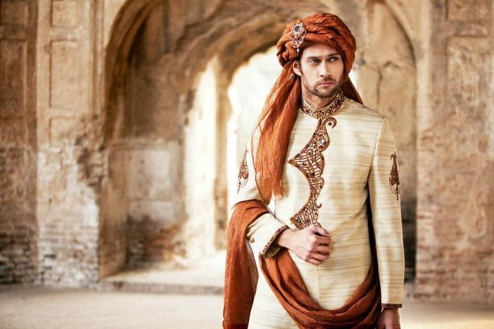 Groom Attire: Sherwani suits | Men sherwani 2012 | Fashion Trendy