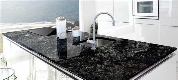 Black Forest Granite Kitchen Google Search Home Decor