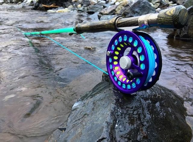 Lovely Fly Fishing Rod And Reel Flyfishing Fly Fishing Rods