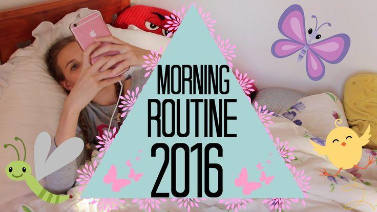 WEEKEND MORNING ROUTINE - ANNALISE WOOD