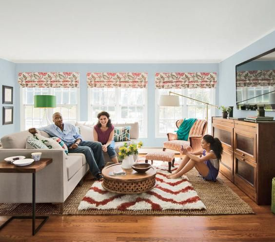 Family In Living Room: 77 Best Images About Inspiring Living Rooms On Pinterest