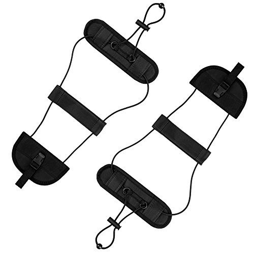 ZUOXI Bag Bungee, Luggage Straps, Suitcase Adjustable Belt Travel Accessories, Lightweight and Durable, Providing A Big Space for Trip, Black, 2 Piece #ZUOXI #Bungee, #Luggage #Straps, #Suitcase #Adjustable #Belt #Travel #Accessories, #Lightweight #Durable, #Providing #Space #Trip, #Black, #Piece