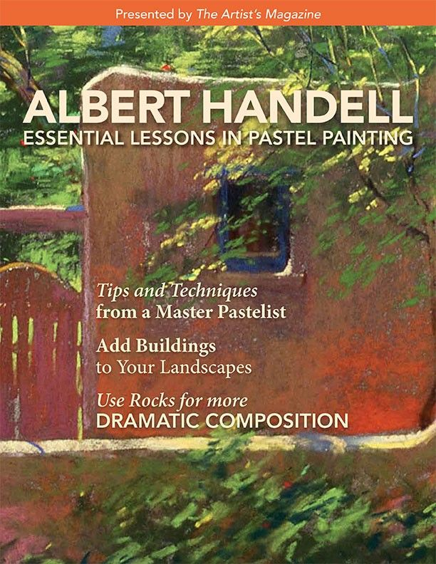 18 best art books magazines videos images on pinterest art albert handell essential lessons in pastel painting fandeluxe Images