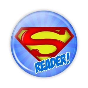 Ready Reader Button for the Accelerated Reader Collection with buttonworks.com