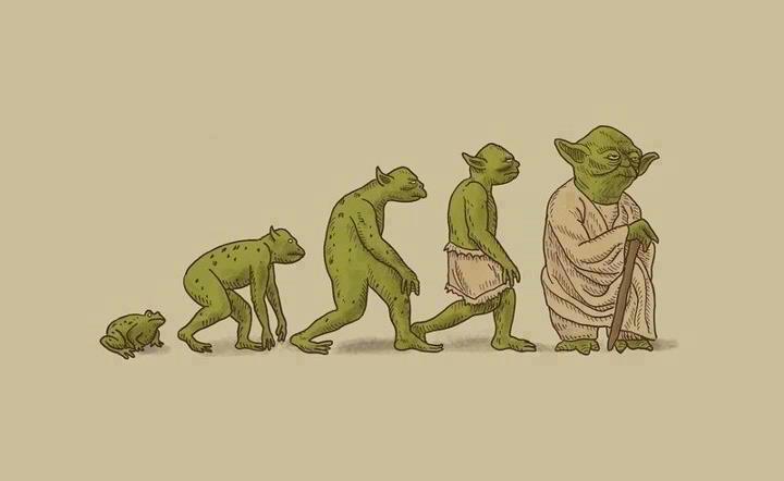 Прикол, картинка прикол эволюция человека