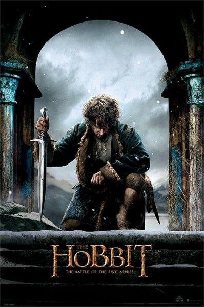 Hobbit Bitwa Pięciu Armii Wojownik - plakat - Galeria FLASH - eplakaty.pl