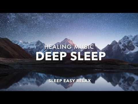 Heal while you Sleep Music, Peaceful Sleeping Music, Calming Music, Meditation Music, Sleep Easy - YouTube