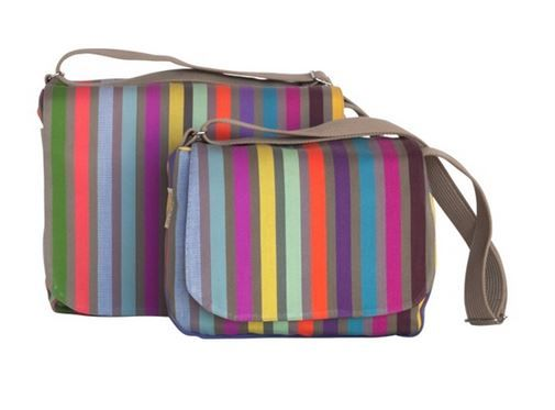 Compact shoulder purse and iPad case from Tissage de luz. Hillsley/Hood French is a supplier: www.hillsleyhood.net